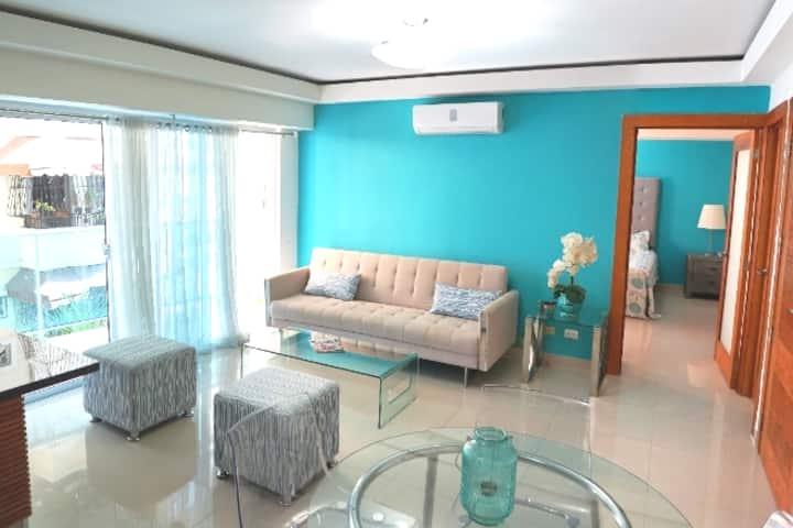 Apartamento exclusivo Bella Vista, protocovid100%