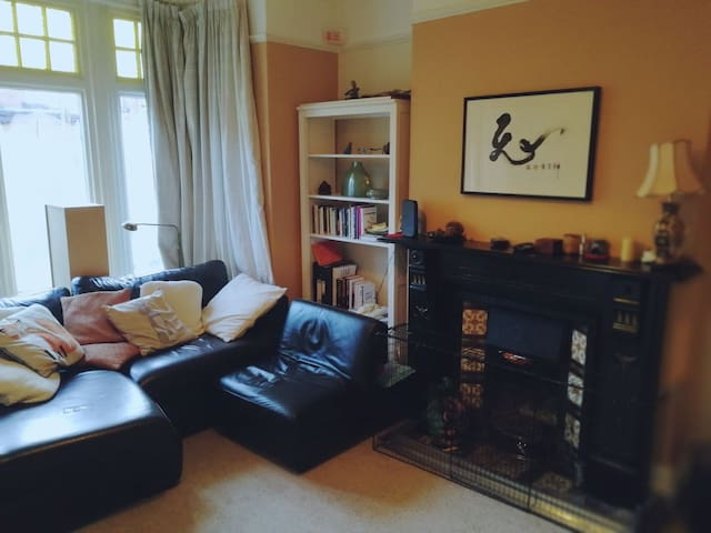 Three bed family home, 5 min from the City Centre