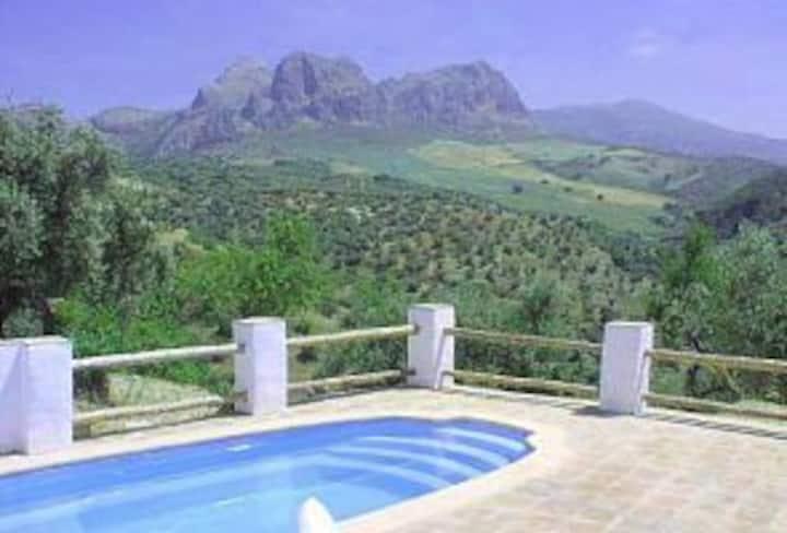 Casa Monte Clara, amazing views, private pool