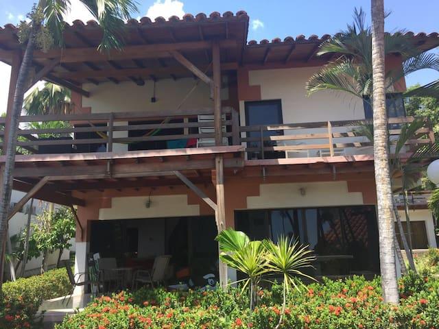 Casa en conjunto Puesta del Sol con vista al mar - Santa Marta - Haus