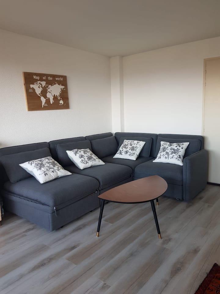 Nice flat near Deauville beach