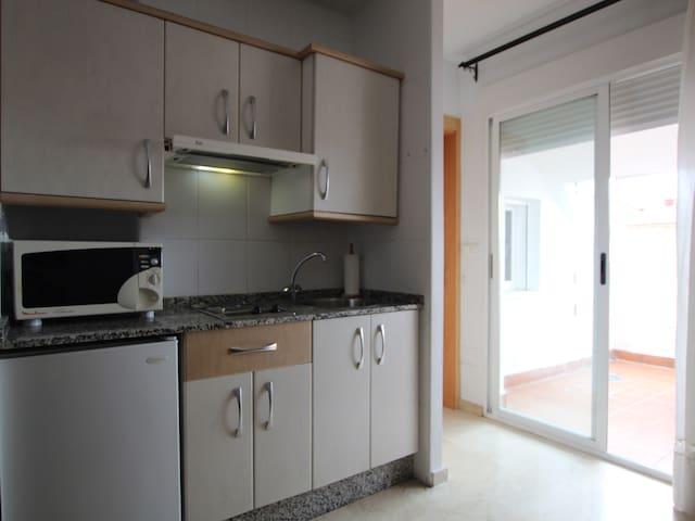 Apartamento funcional en el centro de Caravaca de la Cruz para 2 personas