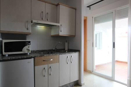 Appartement fonctionnel dans le centre de Caravaca de la Cruz pour 2 personnes