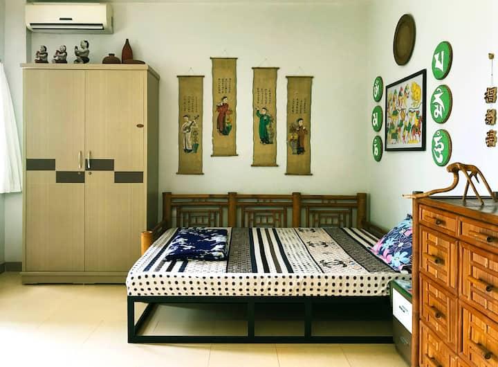 Tonkin Homestay - the BAMBOO room