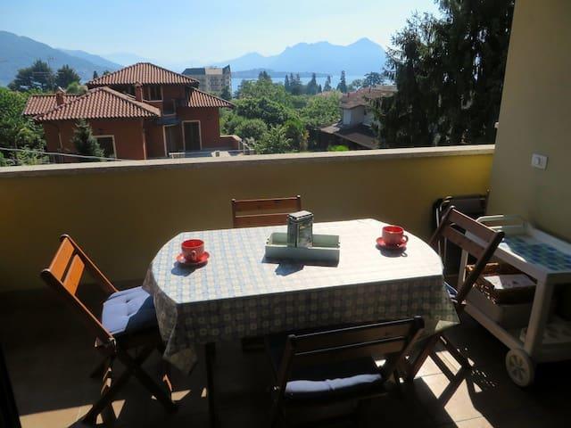 Giordano Wohnung in Baveno