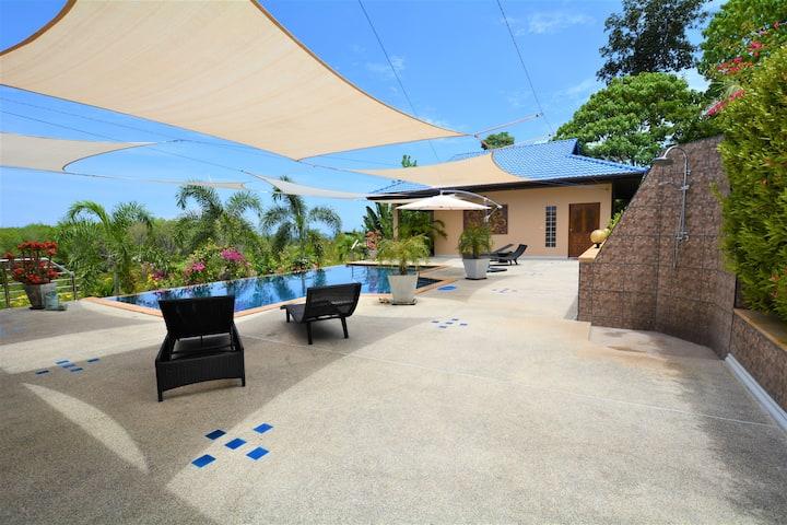 1 bedroom villa with pool. Twin Villa B