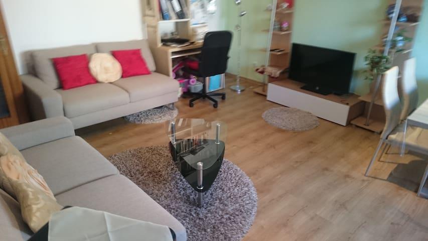 Apartment (18min SBahn to city) - München - Apartment