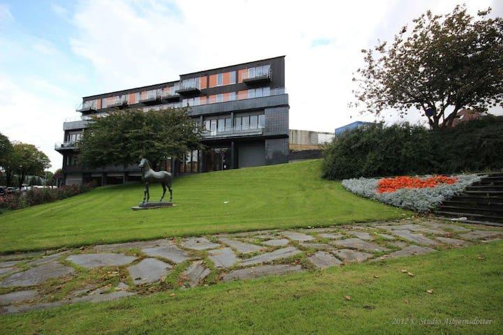 Flotmyrgården Leilighetshotell - Haugesund - Apartament