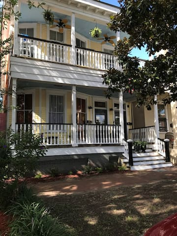 Forsyth Park Condo with Private Pool!