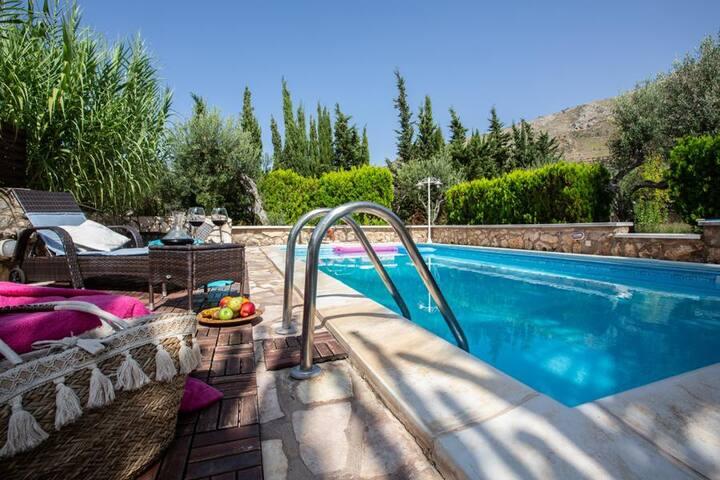 Charming Villa Castellammare del Golfo