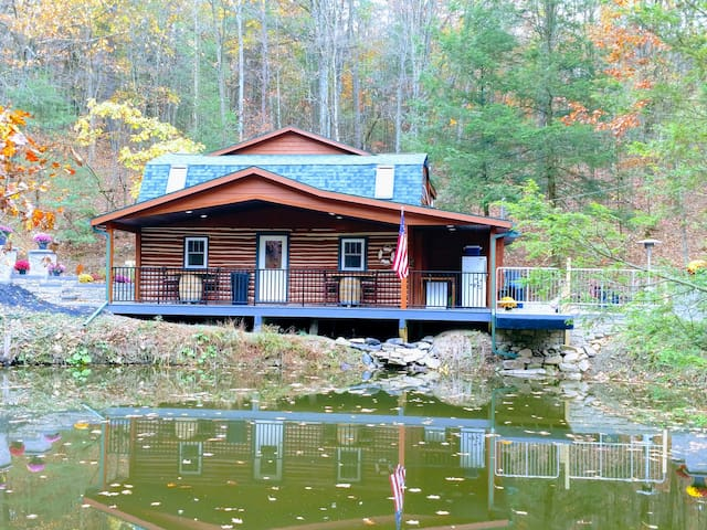 Hidden Hollow Cabin - Close to State College