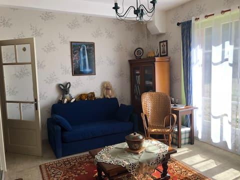 Appartement entier AIXE, 1 chambre, possibilité 2