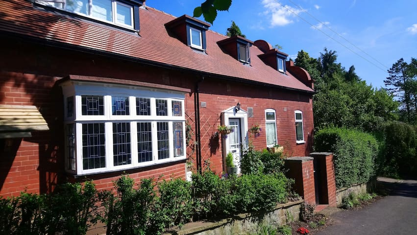 """""""The Coach House"""" a converted stable block"""