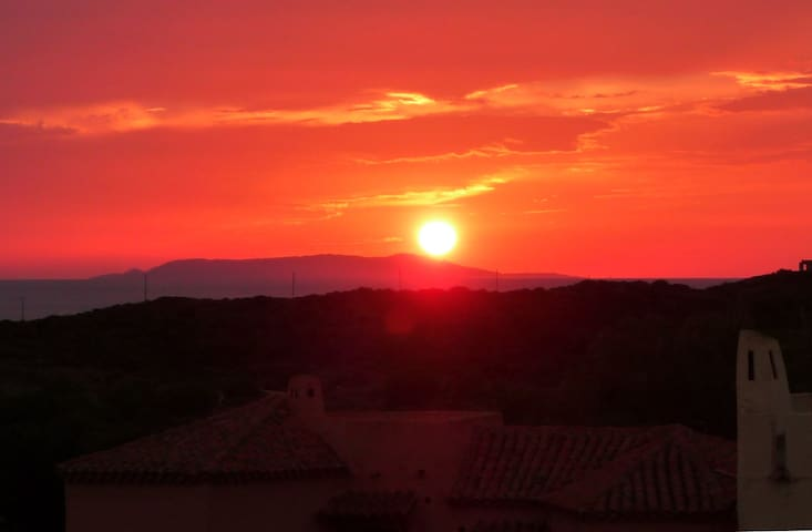For Family Holidays Or Romantic Getaways In Wild Sardinia - Canneddi - Wohnung