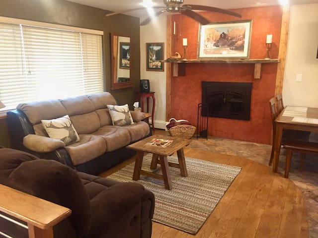"PERFECT ""HOME AWAY FROM HOME"" IN TOWN, NEAR SKIING - Carbondale - House"