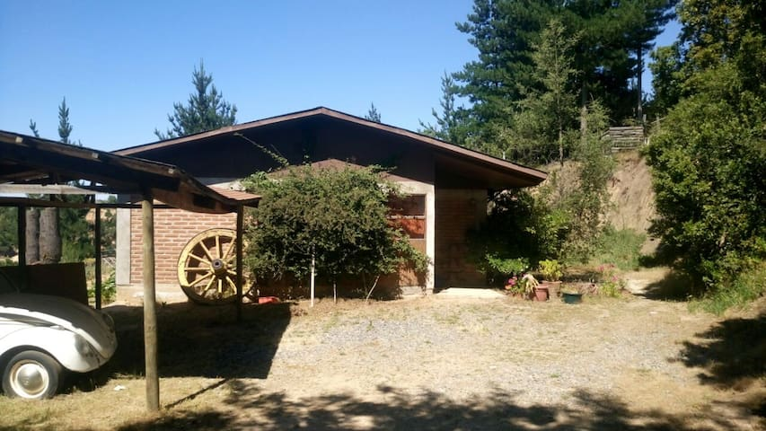 Casa de campo Lo Lulú
