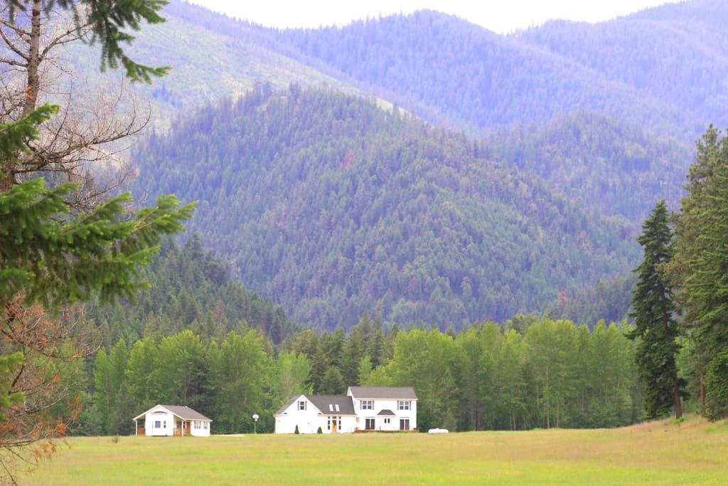 Deep Creek Retreat Mountain Meadow Peace!
