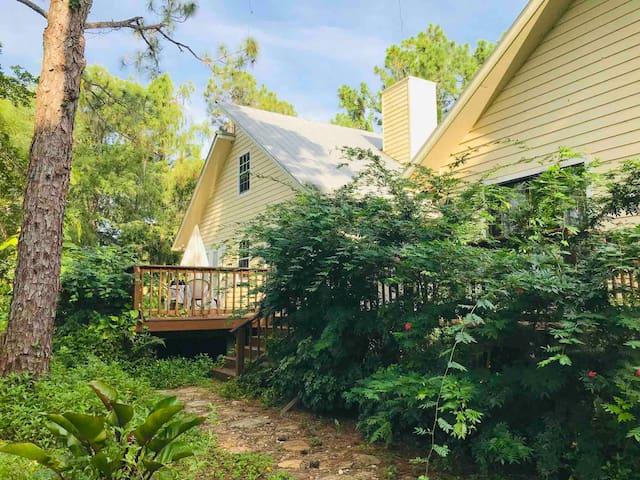 Tropical Cozy Cottage ~ Casa Cartland