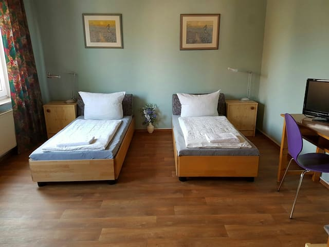 Gästezimmer in Blomberg-Wellentrup - Blomberg - Guesthouse
