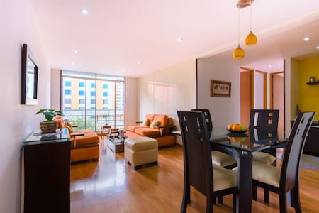 Comfortable and cozy room - Bogota - Apartament
