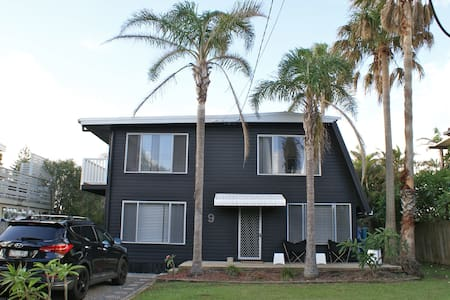 The Palms Beach House - Arrawarra Headland - House