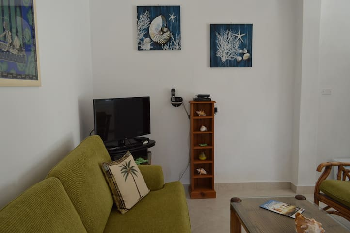 Royal Palms Apartment - Living room