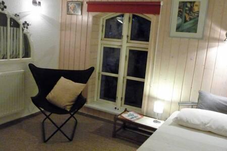 Afriyié, Susanne, Ferienhaus