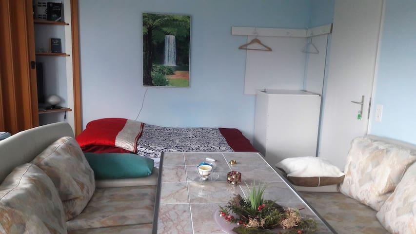 Zimmer zum relaxe 1 - 2 Person in Liechtenstein - Schaanwald - 一軒家