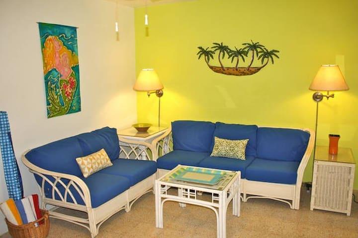 2 BR Villa/Walk2Beach/Secluded! - Vieques - Villa