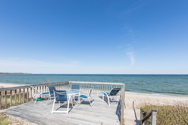 Private Hamptons - PeconicBay Waterfront Getaway
