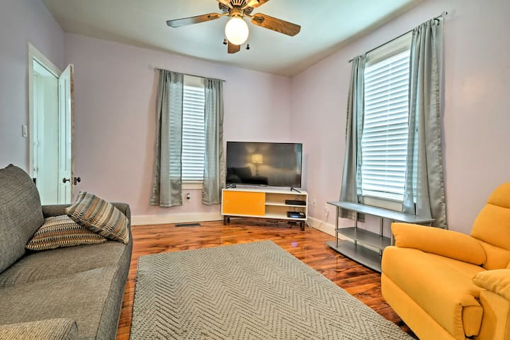 NEW! 2BR Narrowsburg Apt - Walk to Delaware River!