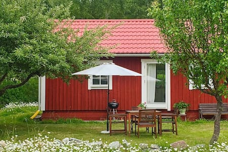 4 person holiday home in STENHAMRA