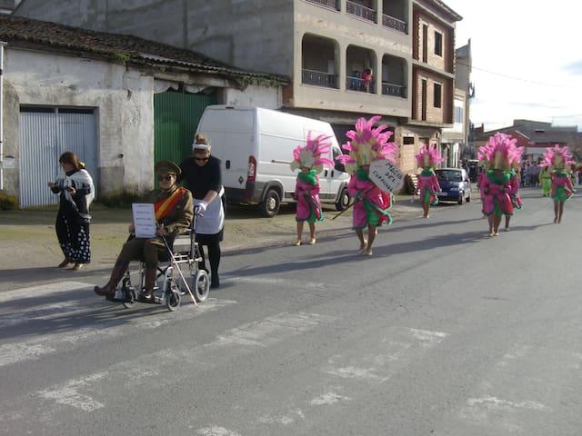 Carnaval en Tierras de Granadilla-Cáparra