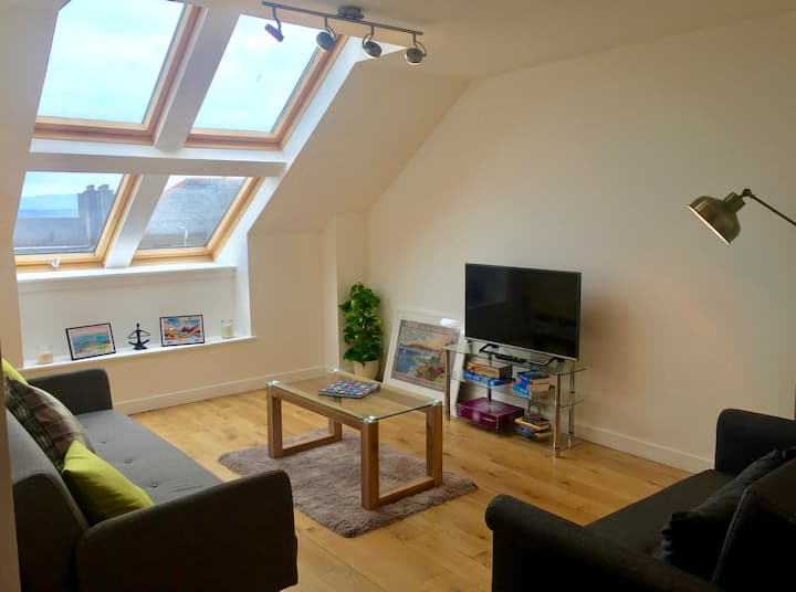 Beautiful Luxury Apartment in Oban town centre