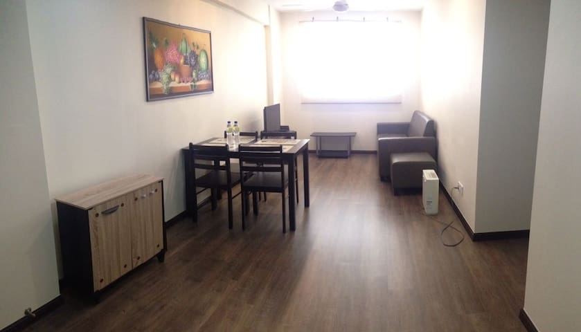 Brand new 3 rooms apartment at Bayan Lepas - Bayan Lepas - Flat