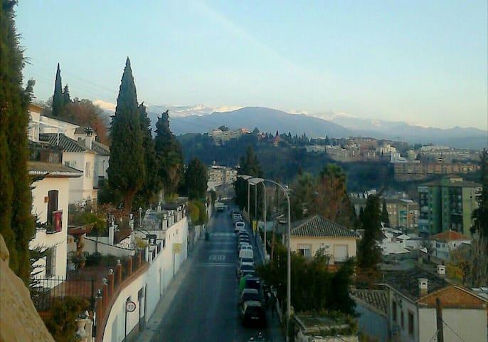 Departamento en palacete árabe - Granada - Flat