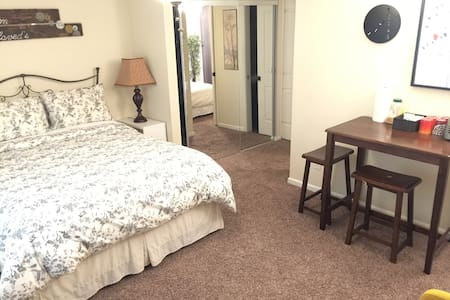 Two Room Suite w/ Pvt Entrance - Redding