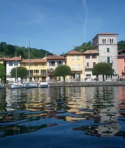 Casa Lungolago 14 - Lago d'Orta - Pella