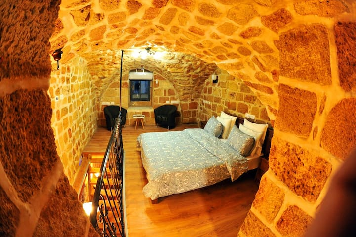 Eski Ev Authentic house in the Old City of Akko