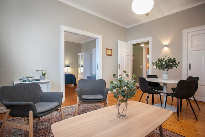 Beautiful apartment in heart of RVK