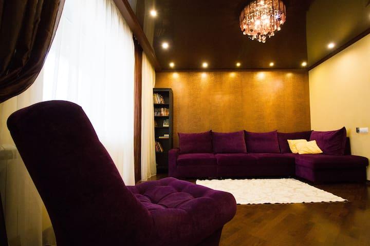 Apartment 30 min from Ekaterinburg. FREE transfer!