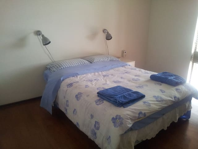 Parklands Main Bedroom - Riverton