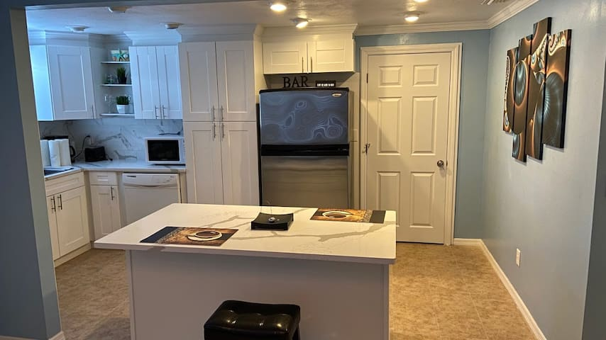 Newly remodeled  Home in the heart of St.Pete