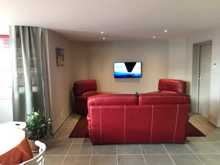 Coutances : appartement centre ville