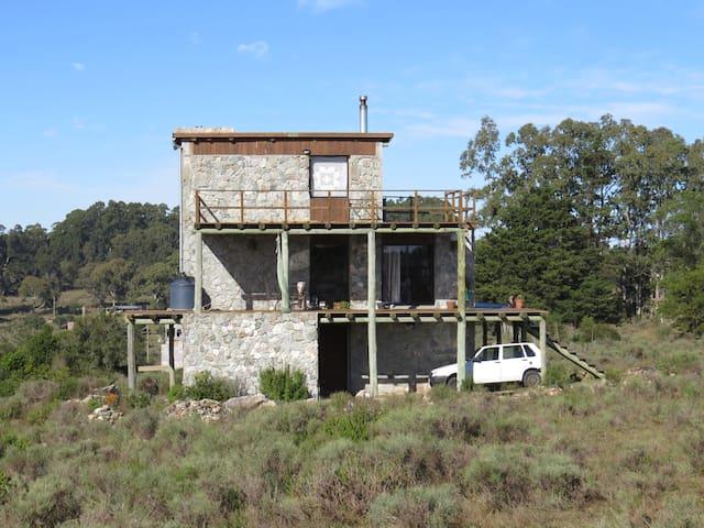 Habitaciones con baño villa serrana 2 personas