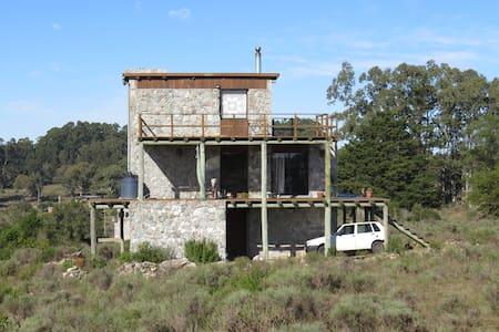Casa de piedra en las sierras - Villa Serrana