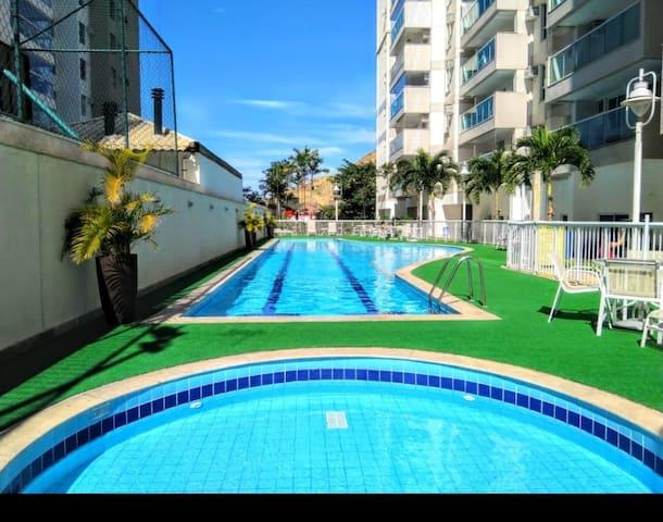 Apartamento em condomínio completo