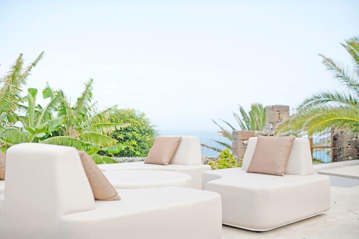 HACIENDA EL CARDON - VILLA ATLANTICO - San Juan de la Rambla