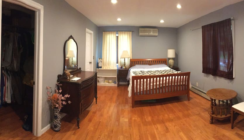 Berkeley Heights Train/Drive to NYC bedroom w bath