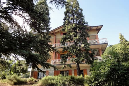 Sunny apartment with large terrace. - Castel d'Aiano